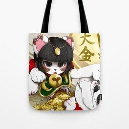 J A C K P O T Tote Bag