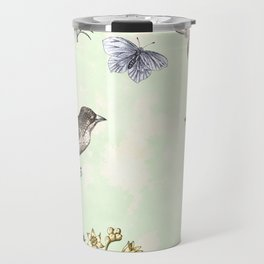 Nature is a temple Travel Mug
