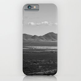 New Mexico Beauty 2 #blackwhite iPhone Case