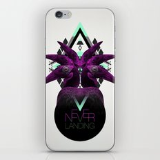 ::Never Landing:: iPhone & iPod Skin