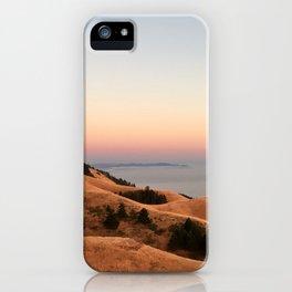 Untitled Sunset #1 iPhone Case