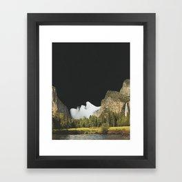 Moment of Silence Framed Art Print