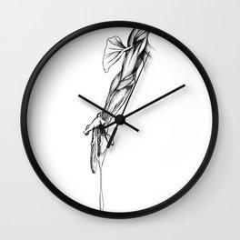 De Humani Corporis Fabrica - Arm Wall Clock