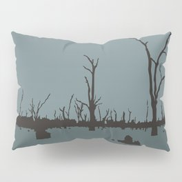 Floodscape Pillow Sham