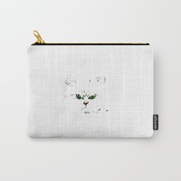 Grumpy Kitty Carry-All Pouch