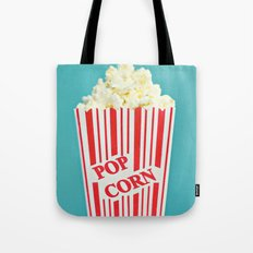 Pop Corn Tote Bag