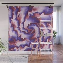 Turbulence in DPA 02 Wall Mural