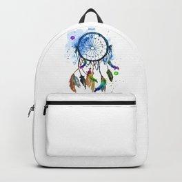 atrapasueños colorido Backpack