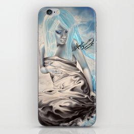 Satin Mermaid iPhone Skin