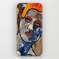 apollo iPhone & iPod Skins featuring Apollo by Chris The Artist