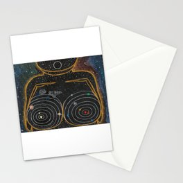 Dreams of Trappist-1 (Past the Outer Rings) Stationery Cards
