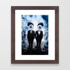 Witness Framed Art Print