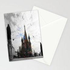 St. Basil's Cathedreal Stationery Cards