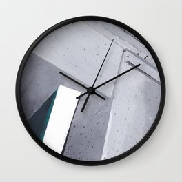 The Inimitable Door Wall Clock