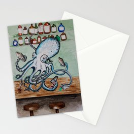 Octobartender Stationery Cards