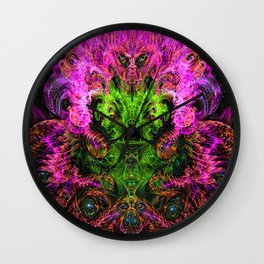 Katarina' Dreams 1 Wall Clock