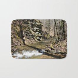 Spring Waterfall Bath Mat