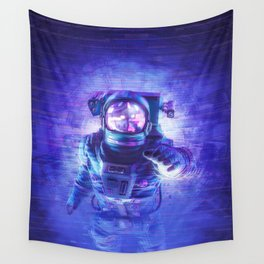 Transmission Error Wall Tapestry