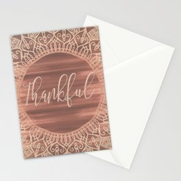 Thankful Stationery Cards