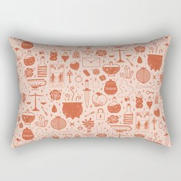 Love Potion: Valentine Rectangular Pillow