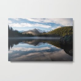 Bear Lake - Rocky Mountain National Park Metal Print