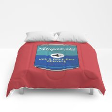 Kiki's delivery service - Miyazaki - Special Soup Series  Comforters
