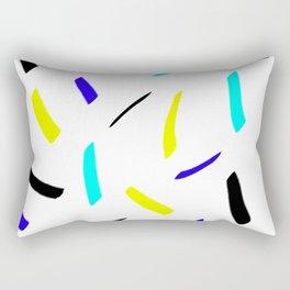 Lines cold design Rectangular Pillow