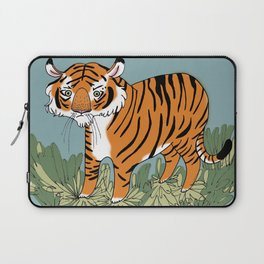 Tiger tiger burning bright Laptop Sleeve