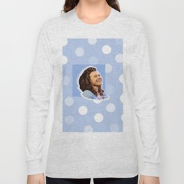 Harry Styles Polka Dot Long Sleeve T-shirt
