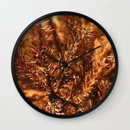 last times tree Wall Clock
