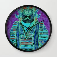 persian Wall Clocks featuring Persian by MR VELA