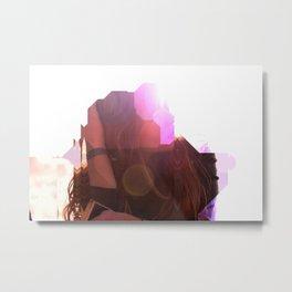 Sunshine State Of Mind FTG0001 Metal Print
