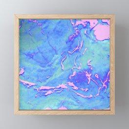 Fiji Beaches Framed Mini Art Print