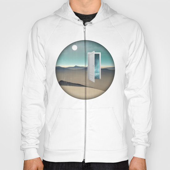 door to a void Hoody