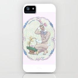 Bunny Boy Steve iPhone Case