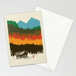 Hunting Season Stationery Cards
