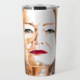 Zelda Spellman Travel Mug