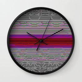 Ever Onward Wall Clock