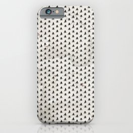 Stinky Garbage Flys iPhone Case