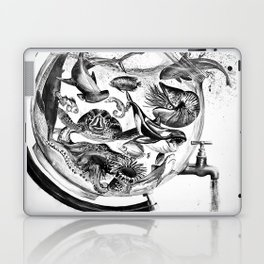 The Spill Laptop & iPad Skin