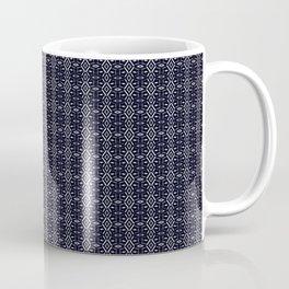 Meshed (Midnight) Coffee Mug