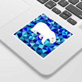 Rider of Icebergs Sticker
