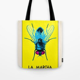 BB LOTERIA CARD No.50 - Fly Tote Bag