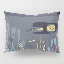 The Fishtank Pillow Sham