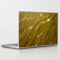 orange pattern Laptop & iPad Skins featuring Orange pattern by Svetlana Korneliuk