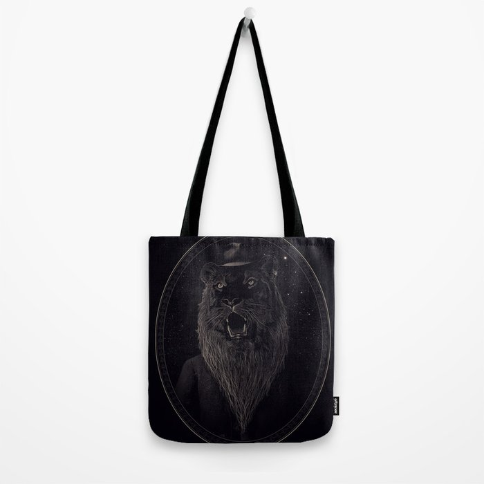 Call of the Wild Night Tote Bag