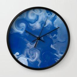 cloud fuse Wall Clock
