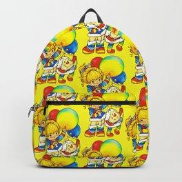 Vintage Ephemera Inspired Backpack