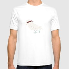 Taci MEDIUM Mens Fitted Tee White