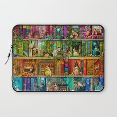 A Stitch In Time 2 Laptop Sleeve